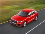 Audi Q2 - Audi Q2 2017 вид сверху