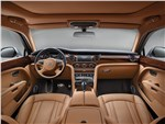 Bentley Mulsanne 2017 салон