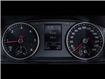 Volkswagen Transporter - Volkswagen Transporter 2015 приборная панель