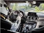 Mercedes-Benz AMG GT R - Mercedes-AMG GT R 2017 салон