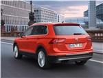 Volkswagen Tiguan - Volkswagen Tiguan 2017 вид сзади