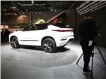 Mitsubishi GT-PHEV concept 2016 вид сзади