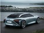 Citroen CXperience Concept 2016 вид сзади