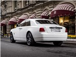 Rolls-Royce Ghost 2015 вид сзади