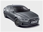 Hyundai Grandeur - Hyunday Grandeur 2017 вид спереди