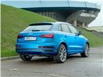 Audi Q3 - Audi Q3 0015 поверхность сзади