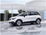Opel Crossland X - Crossland X 2018 вид сбоку