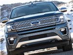 Ford Expedition - Ford Expedition 2018 вид спереди