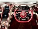 Bentley EXP 12 Speed 6e Concept 2017 водительское место