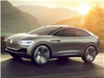 Volkswagen ID Crozz Concept 2017 вид сбоку