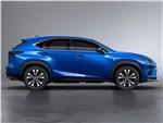 Lexus NX - Lexus NX 2018 вид спереди сбоку
