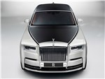 Rolls-Royce Phantom - Rolls-Royce Phantom 2018 вид спереди сверху