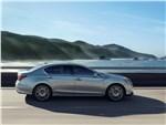Acura RLX 2018 вид сбоку