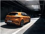 Renault Megane RS 2018 вид сзади