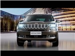 Jeep Grand Commander - Jeep Grand Commander 2018 вид спереди