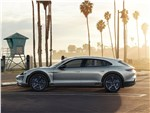 Porsche Mission E Cross Turismo - Porsche Mission E Cross Turismo Concept 2018 вид сбоку