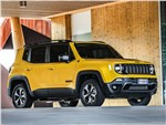 Jeep Renegade - Jeep Renegade 2019 вид спереди
