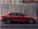 Volvo S60 2019 вид сбоку