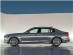 BMW 7 series - BMW 7-Series 2019 вид сбоку