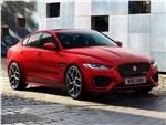 Jaguar XE - Jaguar XE 2020 вид спереди