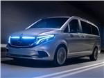 Mercedes-Benz EQV concept 2019