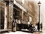 Офис Генри Форда начало XX в.