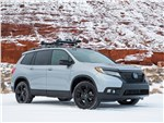 Honda Passport - Honda Passport 2019 вид спереди