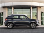 Hyundai Venue - Hyundai Venue 2020 вид сбоку
