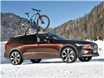 Volvo V60 Cross Country - Volvo V60 Cross Country 2019 вид сбоку