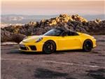 Porsche 911 Speedster - Porsche 911 Speedster 2019 вид сбоку