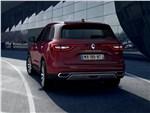 Renault Koleos 2020 вид сзади