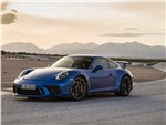Porsche 911 GT3 - Porsche 911 GT3 2018 вид спереди