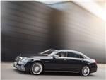 Mercedes-Benz S65 AMG 2018 вид сбоку