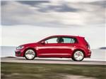 Volkswagen Golf GTI - Volkswagen Golf GTI 2017 вид сбоку