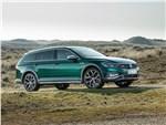 Volkswagen Passat Alltrack - Volkswagen Passat Alltrack 2020 вид сбоку
