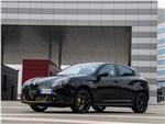 Alfa Romeo Giulietta - Alfa Romeo Giulietta 2019 вид спереди сбоку
