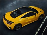 Acura NSX - Acura NSX 2020 вид сзади сверху