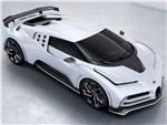 Bugatti Centodieci - Bugatti Centodieci 2020 вид спереди сверху