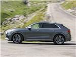 Audi SQ8 - Audi SQ8 TDI 2020 вид сбоку