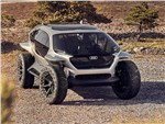 Audi AI-TRAIL quattro Concept 2019