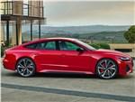 Audi RS7 - Audi RS7 Sportback 2020 вид спереди сбоку