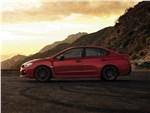 Subaru WRX - Subaru WRX 2018 вид сбоку