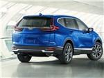 Honda CR-V 2020 вид сзади