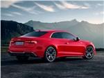 Audi S5 - Audi S5 Coupe TDI 2020 вид сбоку сзади