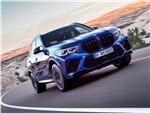 BMW X5 M - BMW X5 M 2020 вид спереди