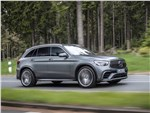 Mercedes-Benz GLC AMG - Mercedes-Benz GLC63 S AMG 2020 вид сбоку