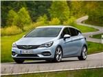Opel Astra - Opel Astra 2020 вид сбоку