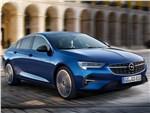 Opel Insignia - Opel Insignia 2020 вид спереди