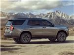 Chevrolet Tahoe - Chevrolet Tahoe 2021 вид сбоку