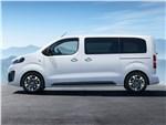 Opel Zafira - Opel Zafira Life 2020 вид сбоку